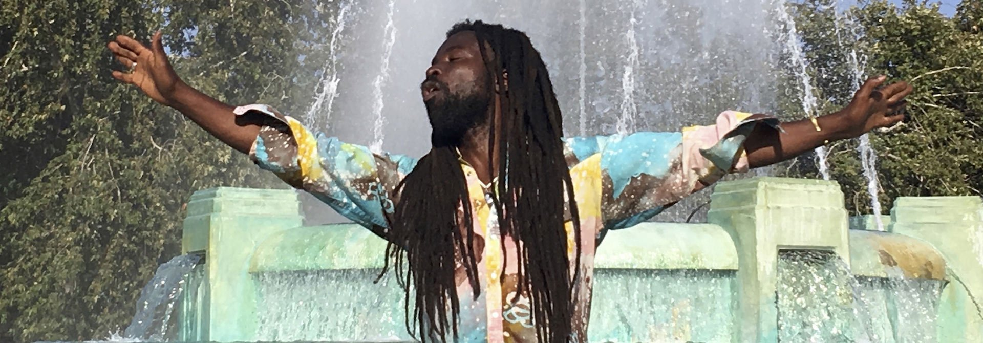 Rocky dawuni Shine a Light song