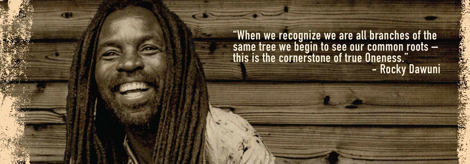 Rocky Dawuni Grammy Nomination