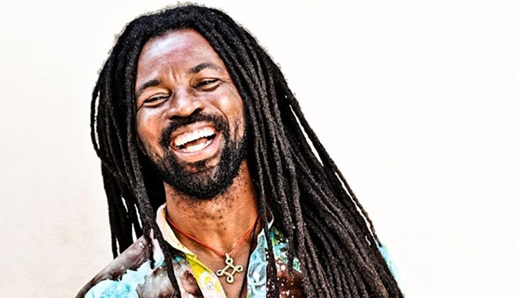 Afro Roots Artist Rocky Dawuni Interview with