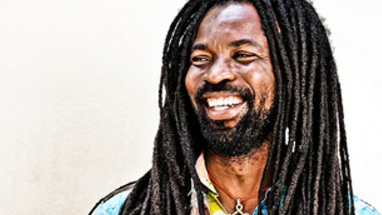 Afro Roots Star Rocky Dawuni Rocks Landscape Restoration at GLF Nairobi