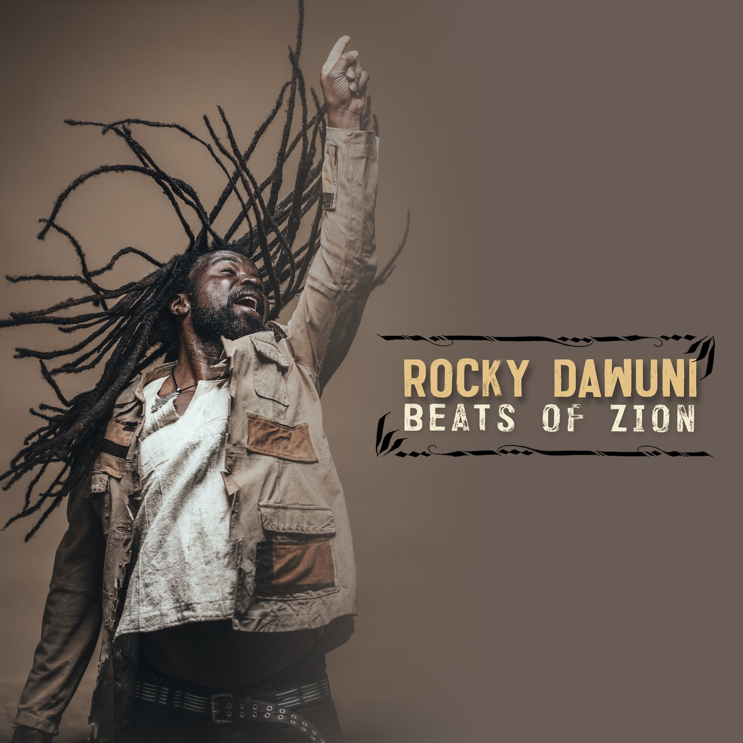 Rocky Dawuni Announces New Album!!